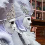 Карнавал в Венеции в 2018 году