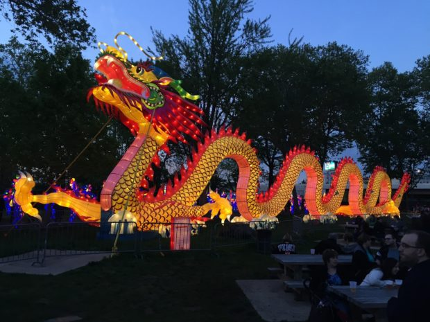 Китайский Новый год 2018. Когда начинается и заканчивается
