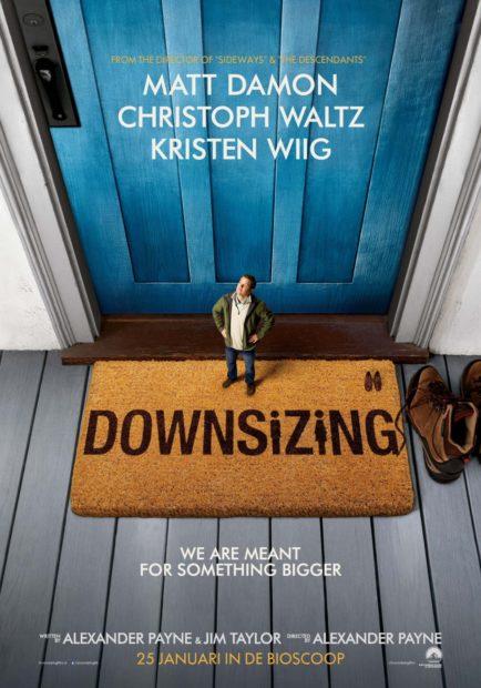 «Короче» («Downsizing») 2018