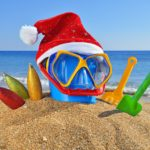 Пляж Новый год