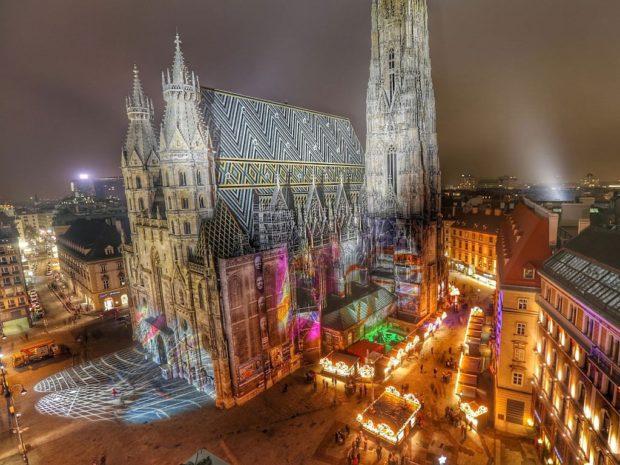 Австрия Новый год