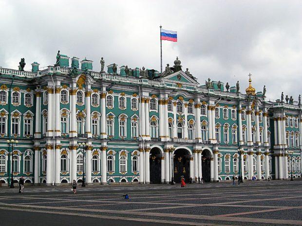 Новый год под Санкт-Петербургом