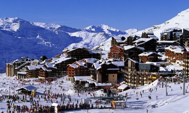 горнолыжные туры в Австрию 2018