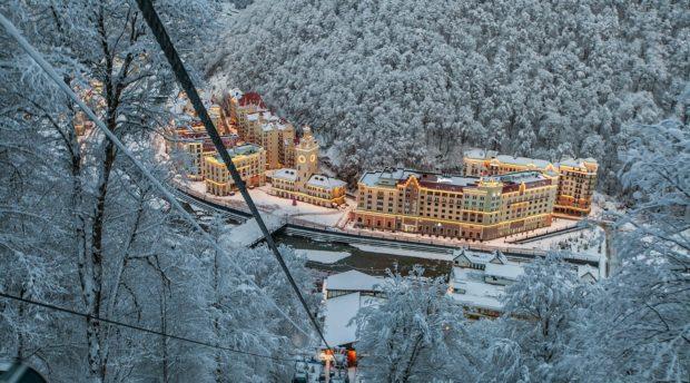 горнолыжные туры в России