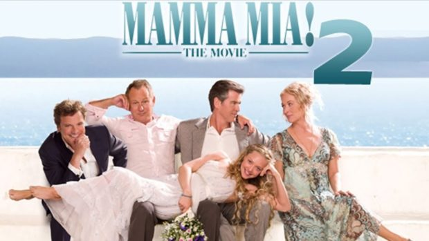 Mamma Mia! Here We Go Again — фильм 2018 года