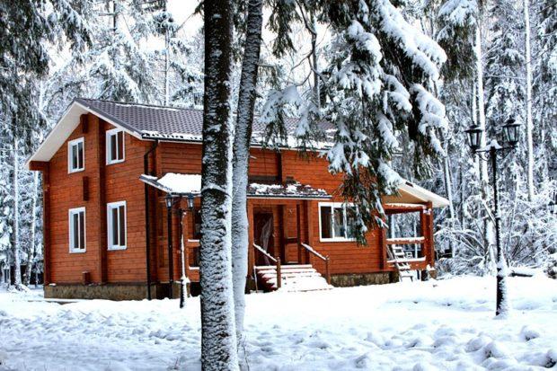«Бекасово»Подмосковье зима