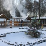 ЯхонтыПодмосковье зима 2018