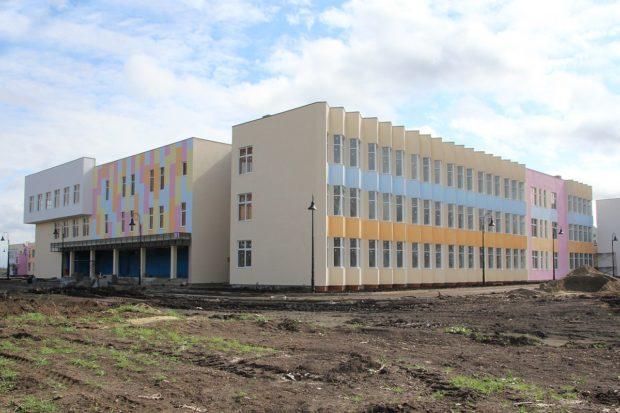 Новая школа 2018 Россия