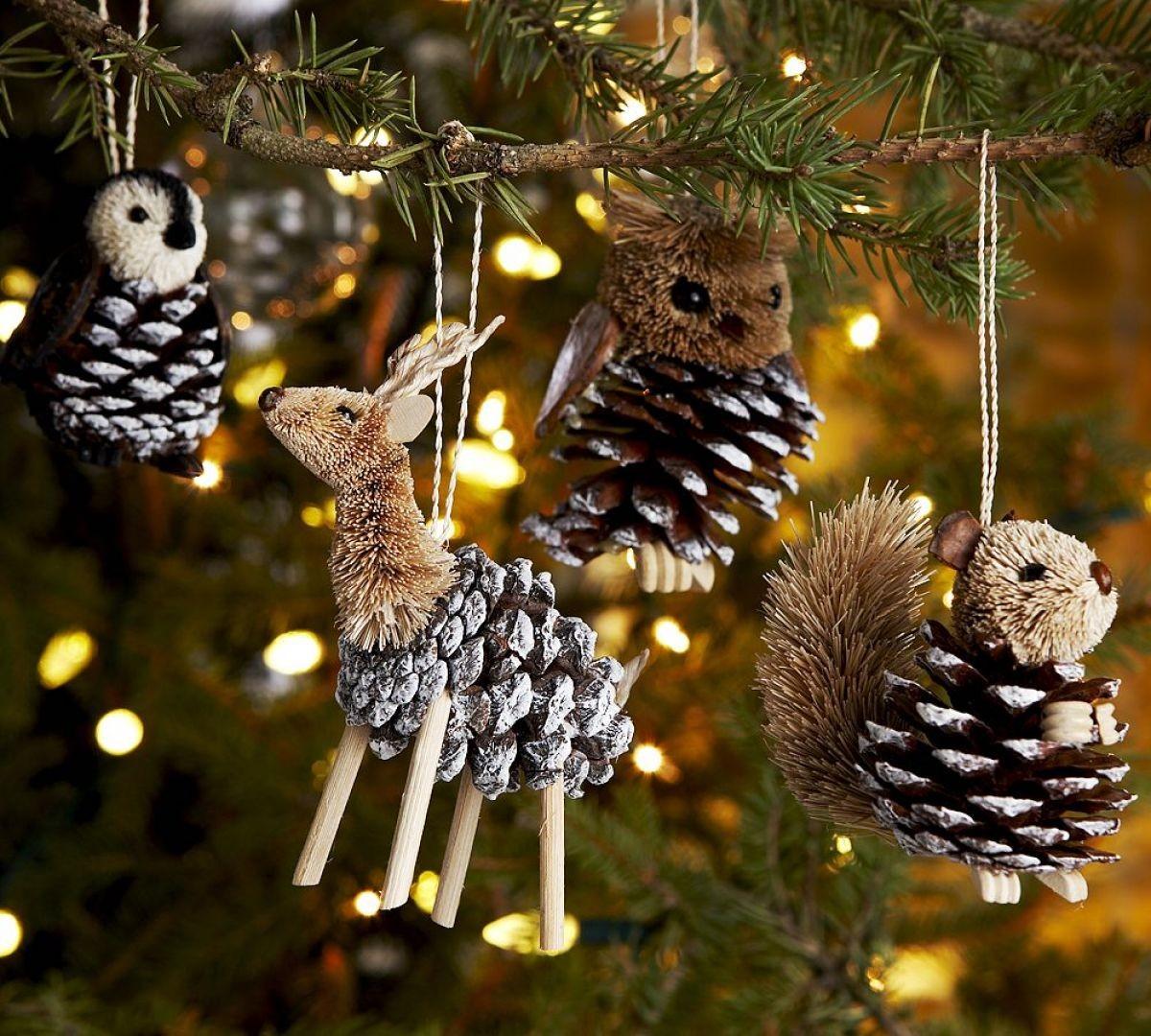 Новогодние елки своими руками 2018