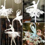 Гирлянды из балерин