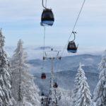 Подъемник лыжи