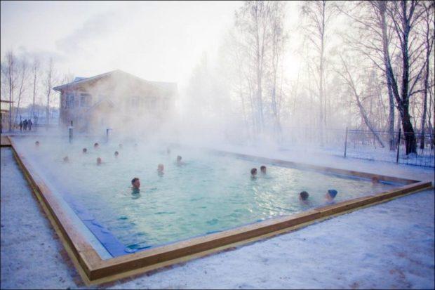 горячие источники России 2018