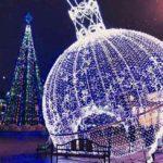 Новогодний Минск