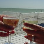 Шампанское пляж