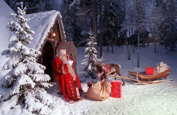Новый год 2018 в Финляндии