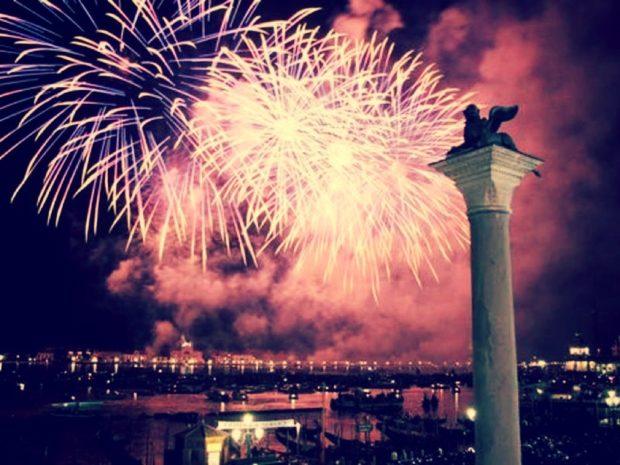 Венеция Новый год 2018