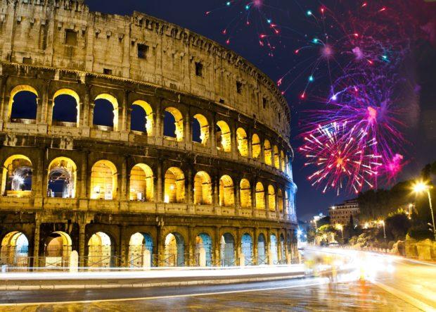 Новый год 2018 в Италии