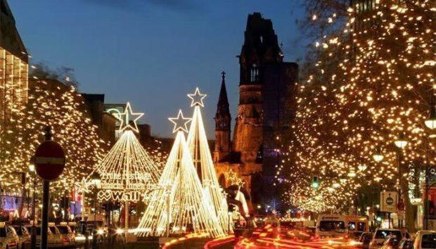 Новый год 2018 в Калининграде