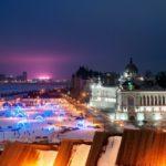 Казань Новый год 2018