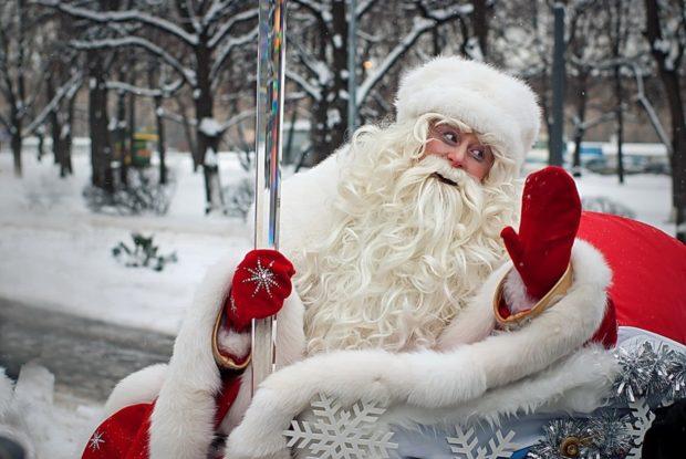 Дед Мороз Казань