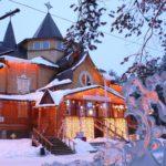 Новый год 2018 в Костроме