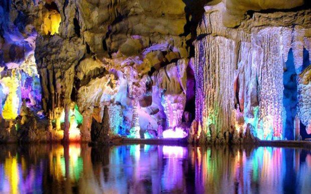 Пещера Крым 2018
