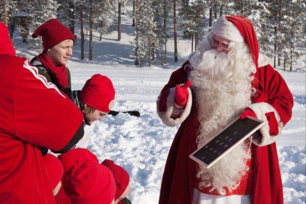 Дед мороз гид
