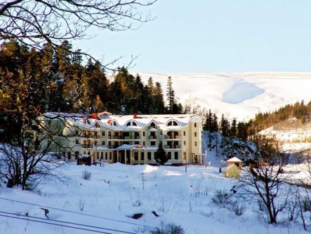 Отель Лагонаки