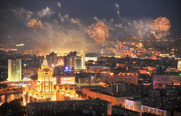 55 этаж москва новый год