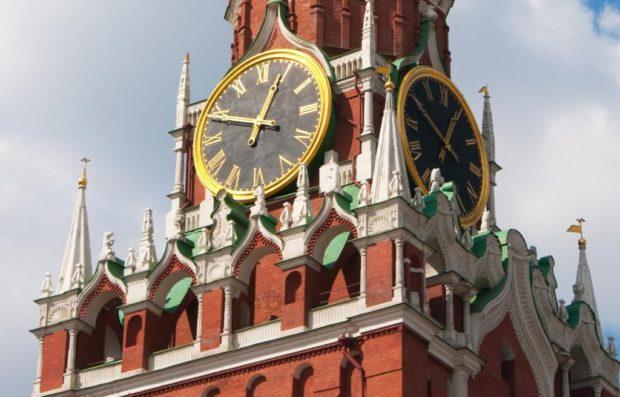 куранты Москва