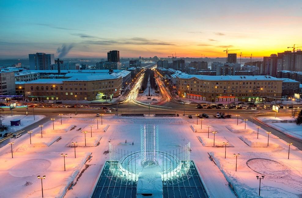 Смотри! Новый год 2018 в Новосибирске: где встретить ...