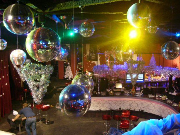 Новогодняя ночь Новосибирск