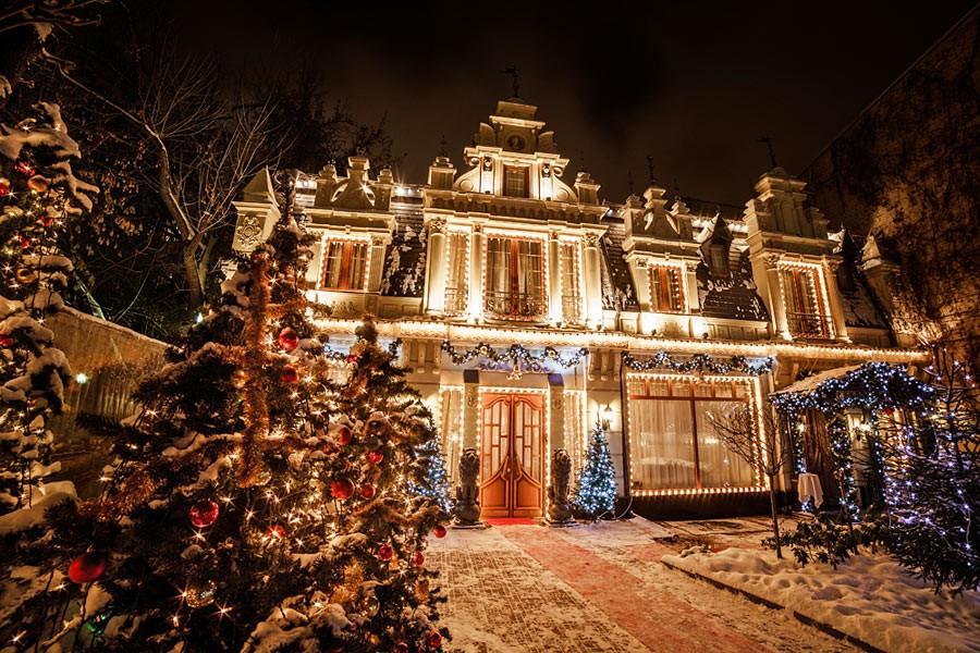 Новогодняя ночь 2018 в Новосибирске. Где встретить Новый год?