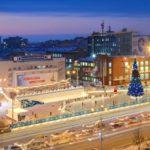 Новосибирск Новый год 2018
