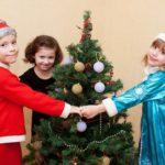 Новогодняя елка Новосибирск