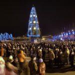 Саратов Новый год 2018