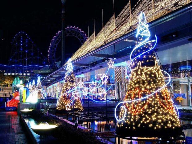 Новый год 2018 в Волгограде