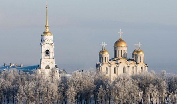 Владимир Новый год 2018