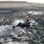 Озера из грязи