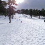 кипр лыжи