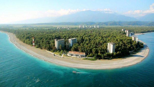 Абхазия Пицунда