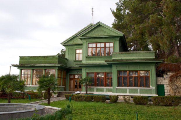 Абхазия Дача Сталина