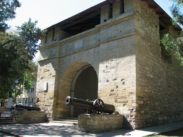 Русские ворота Анапа