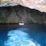 Герцег-Нови Черногория Голубая пещера