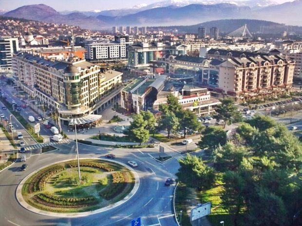 Подгорица Черногория
