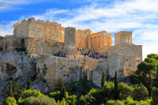 Древний Акрополь