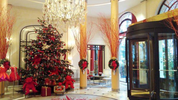Отели Москвы на Новый год 2018