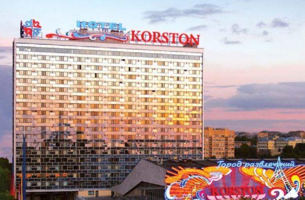 Отель «Корстон»
