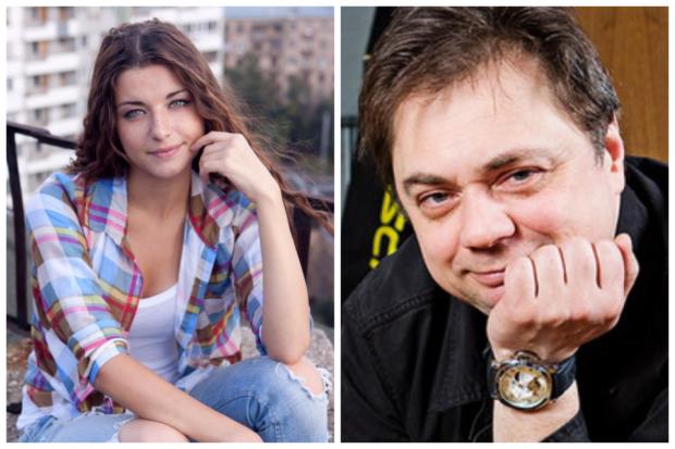 Настя Сиваева и Андрей Леонов