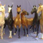 Лошади игрушки